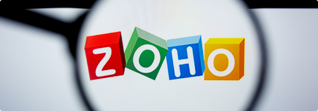 Zoho CRM integrates with AccountingSuite™